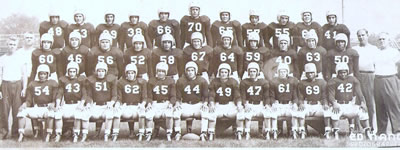 1947 Elyria High Football Team