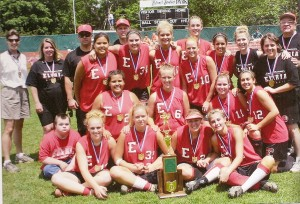 2002_EHS Softball State Champions-Team